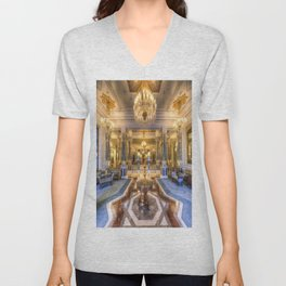 Ciragan Palace Istanbul Unisex V-Neck