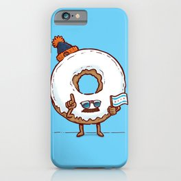The Chicago Donut iPhone Case