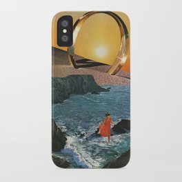 I Saw The Light iPhone Case
