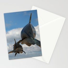 Vaquitas in the Clouds Stationery Cards