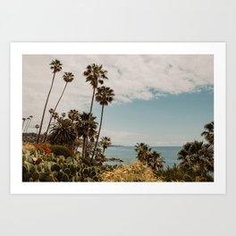 Laguna Beach USA | Fine Art Travel Photography Art Print