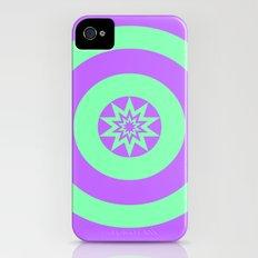 Violet Fever Slim Case iPhone (4, 4s)