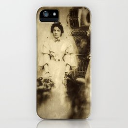 Victor and Anna's wedding. iPhone Case