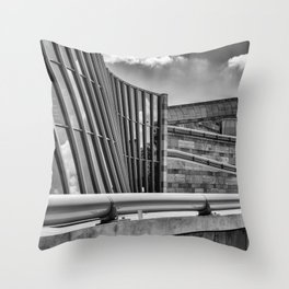 Staatsgalerie Stuttgart Throw Pillow