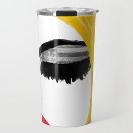American Girl Travel Mug