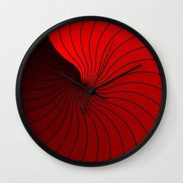 Vulcano Wall Clock
