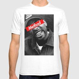 METHOD MAN WU TANG DESIGN T-shirt