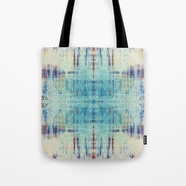 Hey Fever Edit Invert Mirrored Tote Bag
