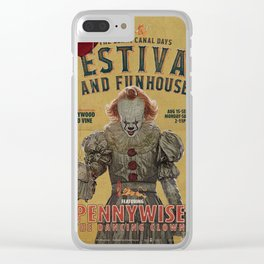 It Chapter Clear iPhone Case
