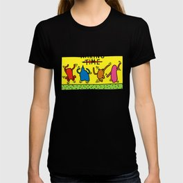 Haring Time T-shirt