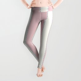 The Candy Stripe Wall Leggings
