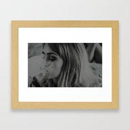 Bardot-ing Framed Art Print