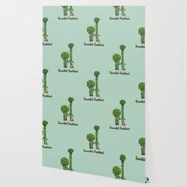Broccolini Boyfriend Wallpaper