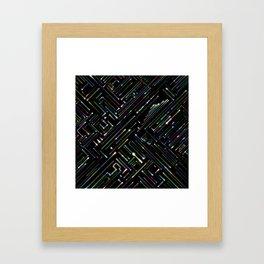 JuxBox Hero Framed Art Print