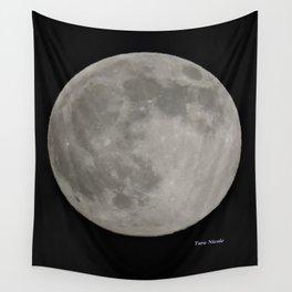 Tara's Moon Wall Tapestry
