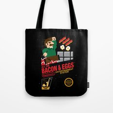 All the Bacon and Eggs Tote Bag