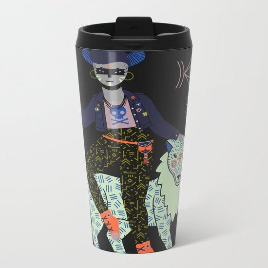 Witch Series: Demon Metal Travel Mug