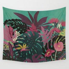 Tropical Tendencies Wall Tapestry