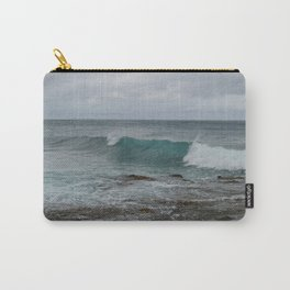 Crashing Wave, Turtle Bay Carry-All Pouch