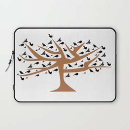 Bird Tree Laptop Sleeve