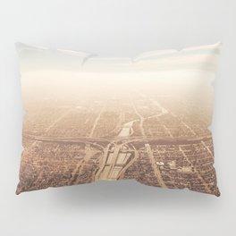 The Highway Pillow Sham