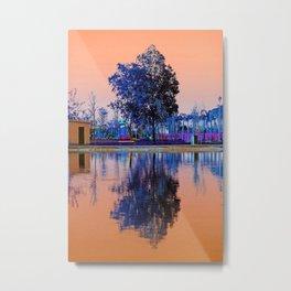 last tree Metal Print