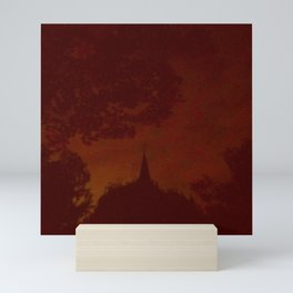 sanguinum nubes Mini Art Print