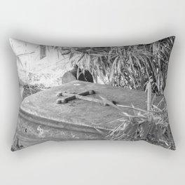 grave Rectangular Pillow