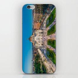Bellas Artes 3 iPhone Skin