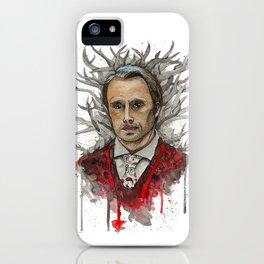 Shika (Hannibal) iPhone Case