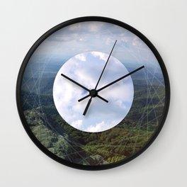 Shenandoah Valley Part IV Wall Clock