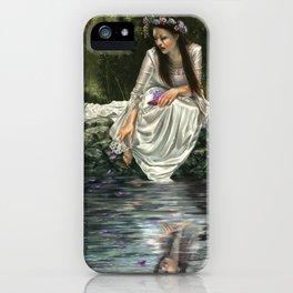 Ophelia's Lament iPhone Case