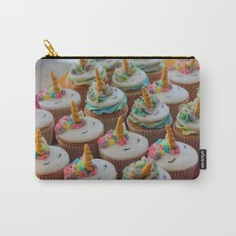 Unicorn Cupcakes Carry-All Pouch