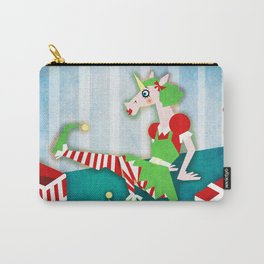 Doll Face Unicorn Carry-All Pouch