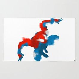 Amazing Spiderman minimalist poster Rug