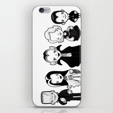 The Munsters iPhone & iPod Skin