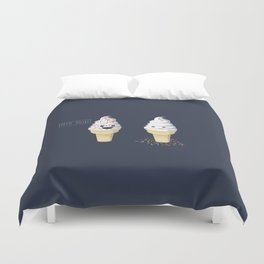 Bless you! Duvet Cover