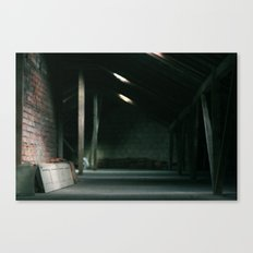 roof Canvas Print