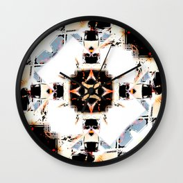 Toltec Wall Clock