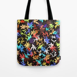 Splashes of Color Tote Bag