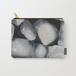 Melting Ice Cubes Carry-All Pouch