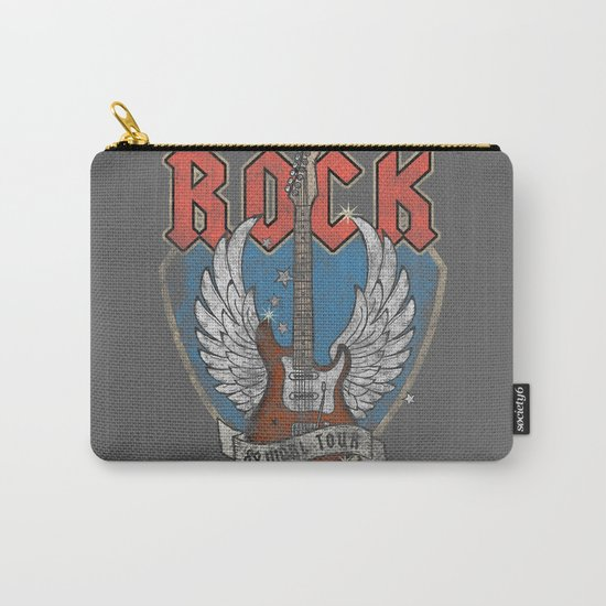 rock Carry-All Pouch