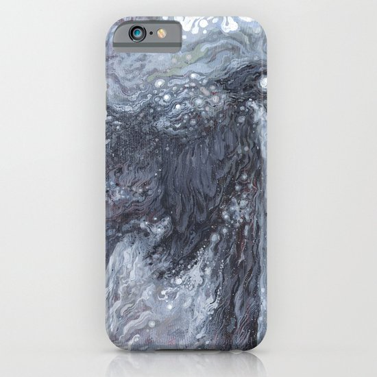 The Bearded Crow iPhone & iPod Case