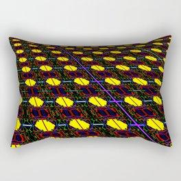 Colorandblack serie 44 Rectangular Pillow