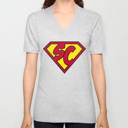 superchildish Unisex V-Neck