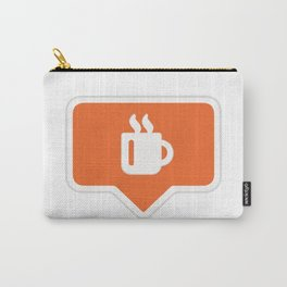Coffee Like Instagram Carry-All Pouch