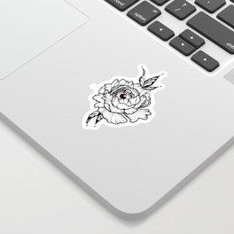 PEONY Sticker