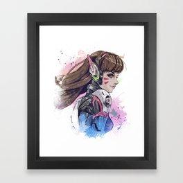 nerf this Framed Art Print