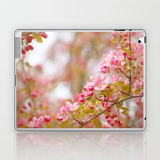 Cherry Blossom Laptop & iPad Skin