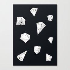 Origami 6 Canvas Print